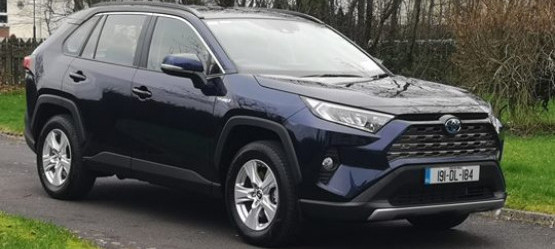 Review of New Model Rav 4